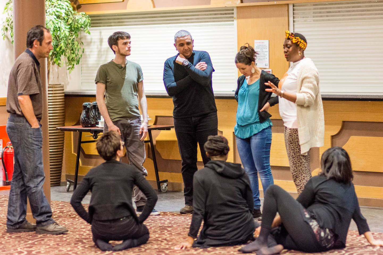 Shine workshop talent actors singers